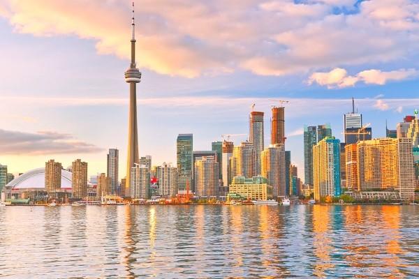 Ville - Circuit Les Incontournables de L'Est Canadien Toronto Canada