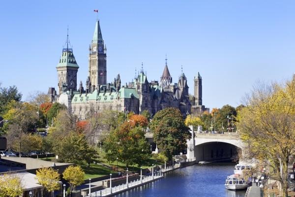 Vue d'Ottawa