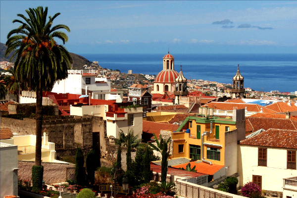 Ville - Circuit Au coeur de Tenerife 4* Tenerife Canaries