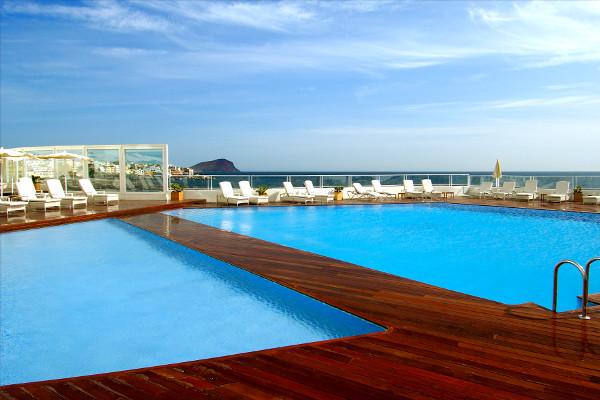 Piscine - Circuit Pack Famille Hôtel Vincci Tenerife 4* Tenerife Canaries