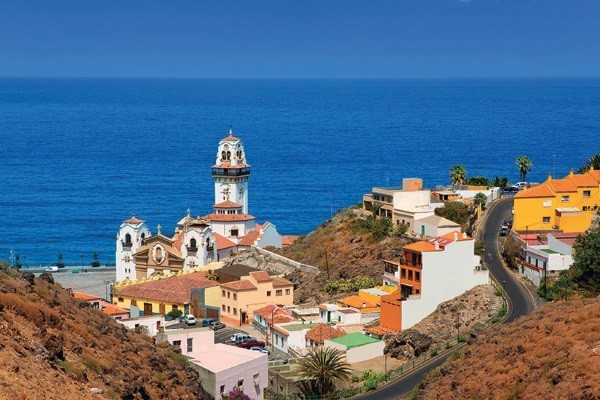 Ile de Tenerife - Basilique de Candelaria - Visages de Tenerife
