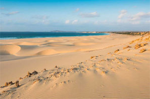 Vacances Ile de Boavista: Circuit Échappée active depuis le club Héliades Riu Karamboa