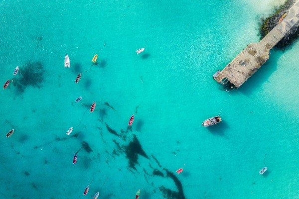 Plage - Circuit Echappée capverdienne - Club Héliades Riu Karamboa 5* Ile de Boavista Cap Vert