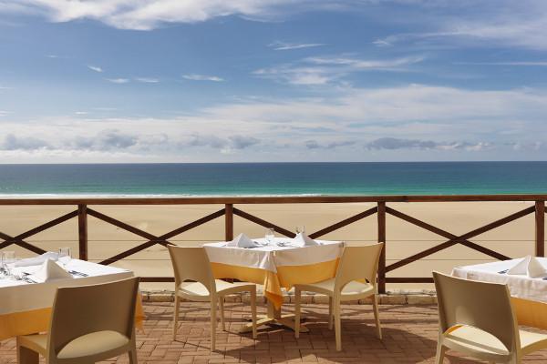 Restaurant - Circuit En étoile : Cap Vert Saveur Nature 5* Ile de Boavista Cap Vert