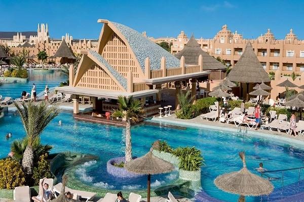 Vue hôtel - Échappée d'île en île - Club Héliades Riu Funana
