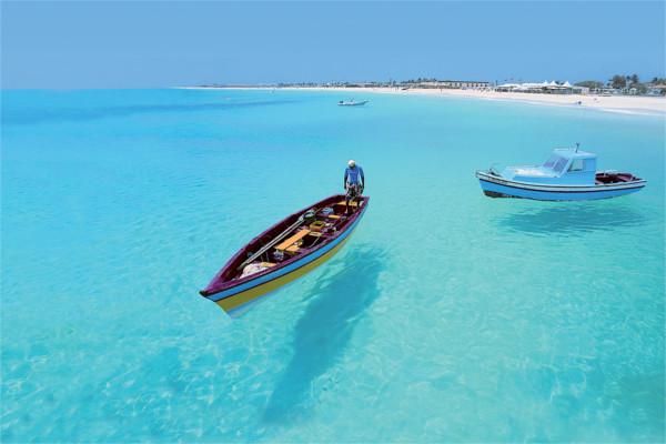 Bateau - Circuit Échappée d'île en île - Club Héliades Riu Funana 5* Ile de Sal Cap Vert