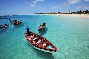 Vacances Ile de Sal: Combiné hôtels Périple en 1 semaine Sal, Santiago & Fogo