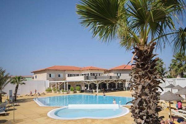 Piscine - Circuit Echappée Capverdienne - Club Héliades Oasis Belorizonte 4* Ile de Sal Cap Vert