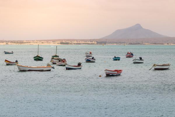 Plage - Circuit Echappée Capverdienne - Riu Cabo Verde (Adult Only) 5* Ile de Sal Cap Vert
