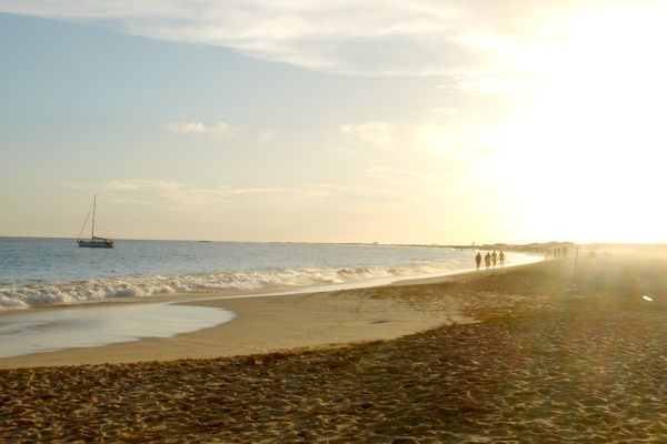 Plage - Circuit Échappée d'île en île - Club Héliades Oasis Belorizonte 4* Ile de Sal Cap Vert