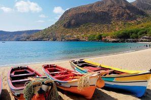 Vacances Ile de Sal: Circuit Trio Capverdien - Arrivée Sal