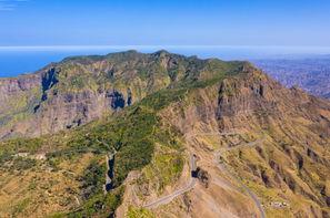 Cap Vert-Ile de Santiago, Circuit Découverte 3 îles : Santiago - São Vicente - Santo Antão