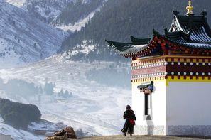 Vacances Chengdu: Circuit Splendeurs du Tibet