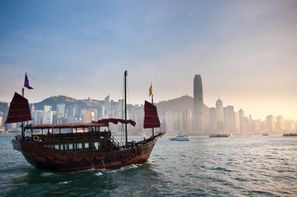 Chine-Hong Kong, Circuit Chine Magique /