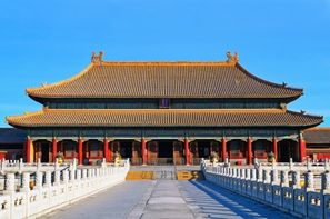 Vacances Hong Kong: Circuit Grand Panorama de Chine Privatif