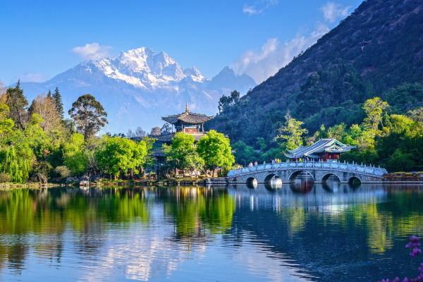 Monument - Circuit Impressions de Yunnan Kunming Chine