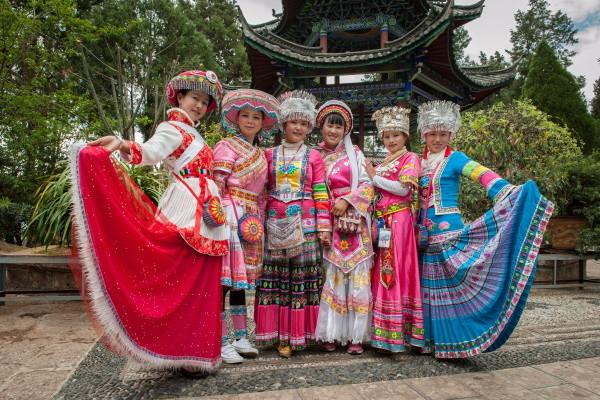 Ville - Circuit Impressions de Yunnan Kunming Chine
