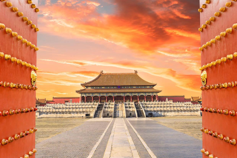 Monument - Circuit Lumières de Chine Pekin Chine