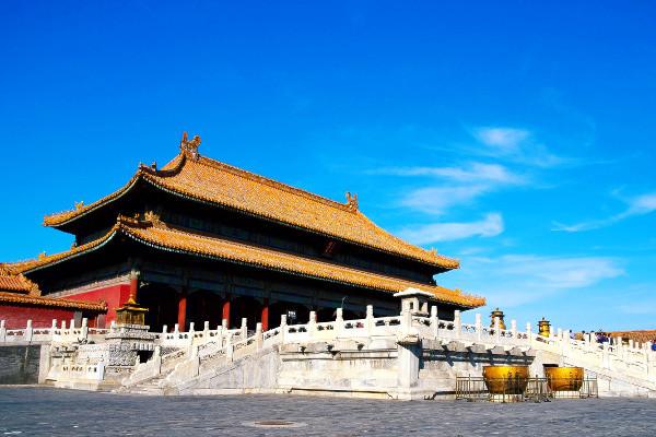 Monument - Circuit Grande Découverte Chinoise 3* Pekin Chine