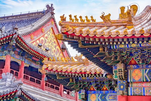 Monument - Circuit Premiers Regards Chine 3* Pekin Chine