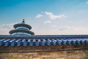 Chine-Pekin, Circuit Lumières de Chine