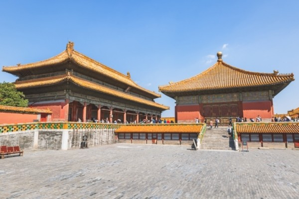 Ville - Circuit Splendeurs de Chine 3* Pekin Chine