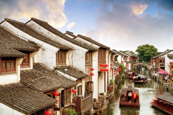 (fictif) - Circuit Merveilles de Chine 3* Shanghai Chine