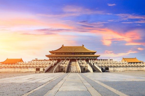 Monument - Circuit Chine en Liberté 3* Shanghai Chine