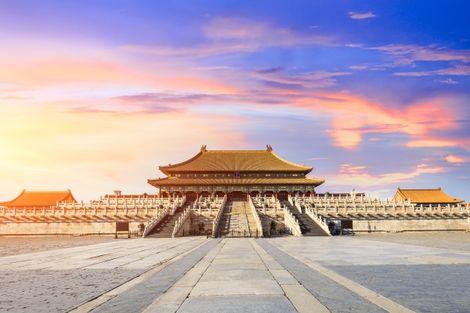 Chine-Circuit Chine en liberté 3*