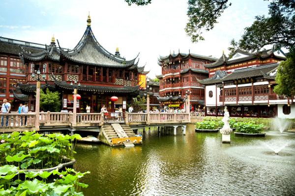 Jardin du Mandarin Yu - Chine Express