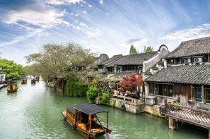Chine-Shanghai, Circuit Merveilles de Chine