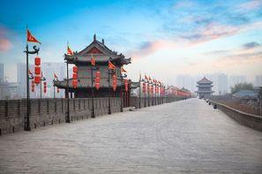 Chine-Shanghai, Circuit FRAM Beautés de la Chine