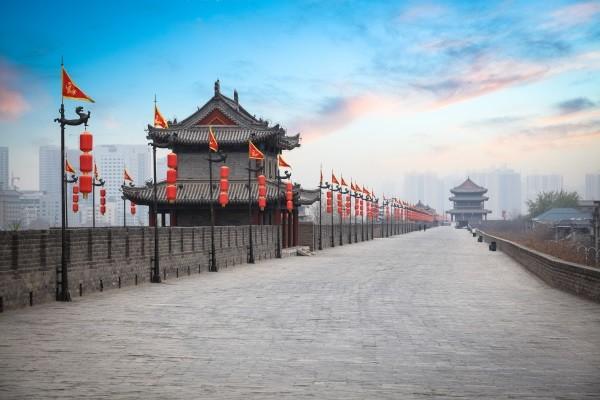 Monument - Circuit FRAM Beautés de la Chine 3* Shanghai Chine