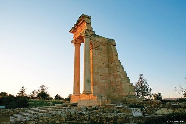 Monument - Circuit Grand tour de Chypre. Larnaca Chypre