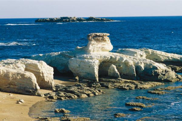 bord de mer - Grand Tour de Chypre