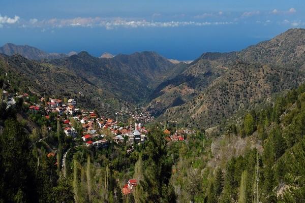 Nature - Circuit Chypre Sans Frontière & Extension Club Coralia King Evelthon Paphos Chypre