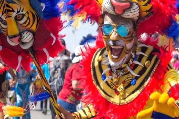 (fictif) - Circuit Circuit Colombie spécial carnaval de Barranquilla - Terre de l'Eldorado Bogota Colombie