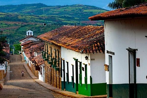 Ville - Circuit Les inoubliables de la Colombie