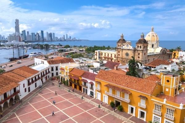 Ville - Circuit Les Incontournables de la Colombie