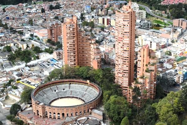 Ville - Circuit Splendeurs de Colombie Bogota Colombie