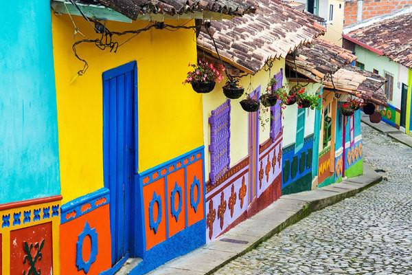Ville - Circuit Découverte de la Colombie