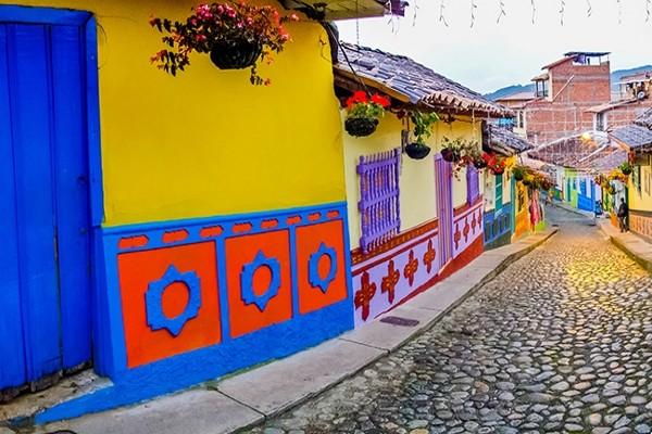 Ville - Circuit Premiers regards de Colombie & Santa Marta Bogota Colombie