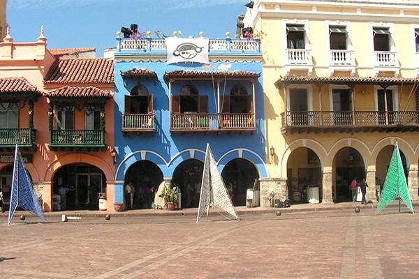 Ville - Circuit Premiers regards de Colombie & Carthagène Bogota Colombie