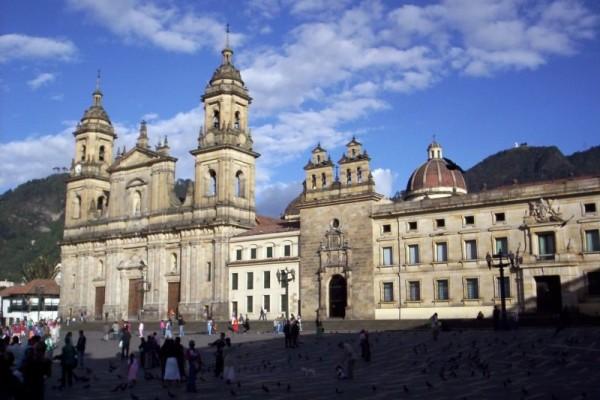 Monument - Circuit Les Incontournables de la Colombie Bogota Colombie