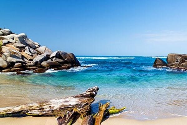 circuit premiers regards de colombie et plage colombie