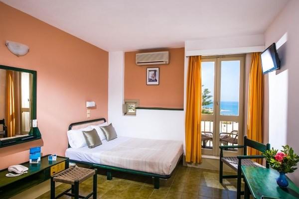 Chambre - Circuit Echappée Crétoise depuis le Club Héliades Scaleta Beach - Adult Only 3* Heraklion Crète