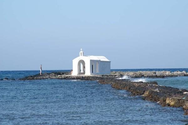 Monument - Circuit Echappée Crétoise depuis le Club Heliades Cretan Beach Resort 4* Heraklion Crète