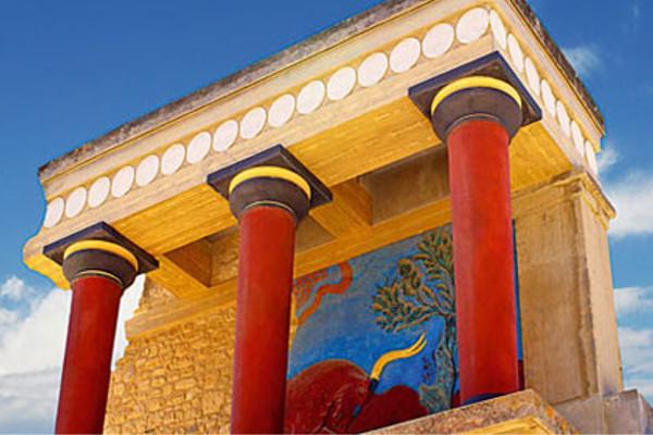 Monument - Circuit Au Cœur de la Crète 3* Heraklion Crète