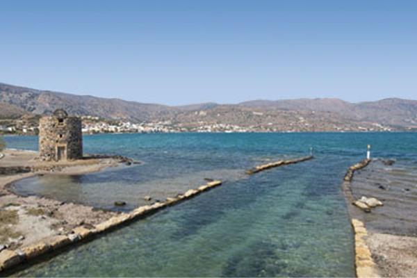Plage - Circuit Au Cœur de la Crète 3* Heraklion Crète