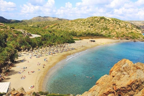 Plage - Circuit Sur les traces de Minos Heraklion Crète